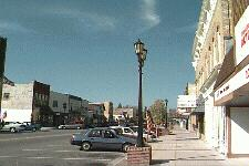 Evart, Michigan