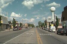Farwell, Michigan