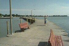Luna Pier Michigan